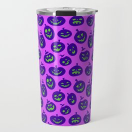 Punkins (Pink and Purple) Travel Mug