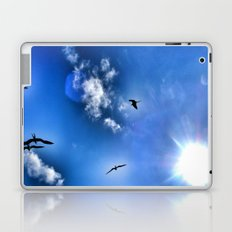 Open Sky Laptop & iPad Skin