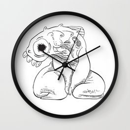 The First Child Wall Clock