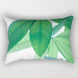 Pachira aquatica #1 #decor #art #society6 Rectangular Pillow