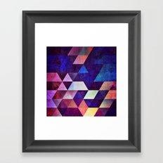 Lyst Myndyy Framed Art Print