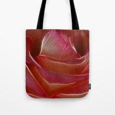 Pretty Rose Tote Bag