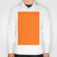pumpkin Hoodies featuring Pumpkin by List of colors