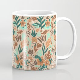 Tropical Grass Type Coffee Mug