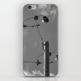 commune with the sky... iPhone Skin