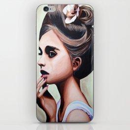 Titania  iPhone Skin