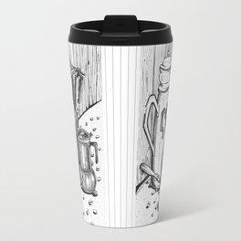 Moka Mia - Inktober #3 Travel Mug