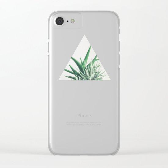 Overlap Clear iPhone Case