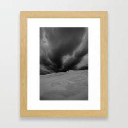 Bilbunya Dunes Framed Art Print