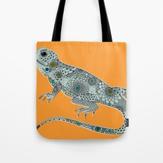 The Lizard Tote Bag