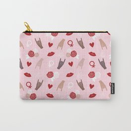 Sisterhood Theme Carry-All Pouch