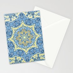 Turkish Mandala Stationery Cards