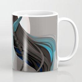 - Portrait of a fairy called Maya - Coffee Mug