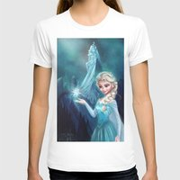 frozen elsa T-shirts featuring Elsa Frozen by Niniel