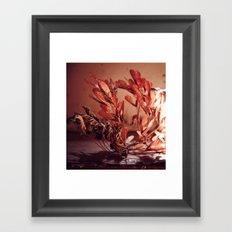 The WindBroken Ones Framed Art Print