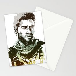 NEW Uncharted 3 Stationery Cards
