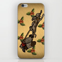 The Nut Express iPhone Skin