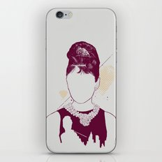 Tiffany's iPhone & iPod Skin