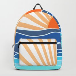 Good Day Waves Backpack