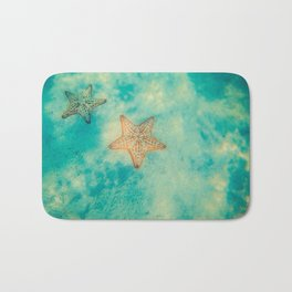 The star of the sea Bath Mat