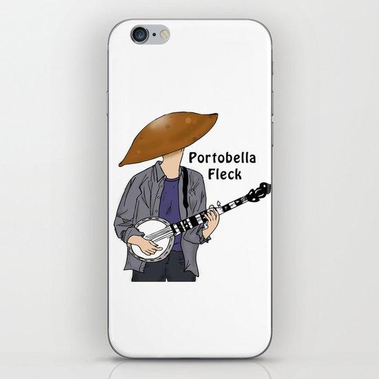 PortoBella Fleck  iPhone & iPod Skin