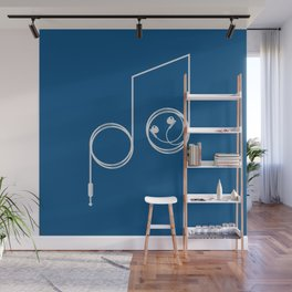 Musical note Wall Mural