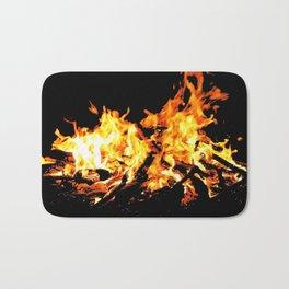 Fire Bath Mat