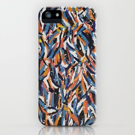 Abstract by Azam iPhone Case