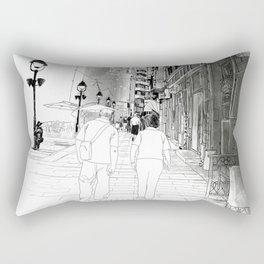 I love Belgrade Rectangular Pillow
