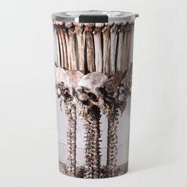 Catacomb Culture - Skull and Bone Lamp Travel Mug