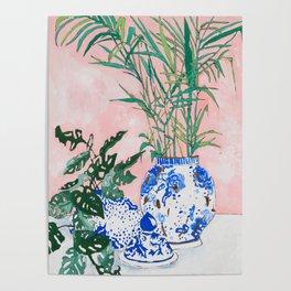 Friendship Plant Poster