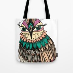 A Lovely Owl Tote Bag