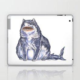 Great White Shark Cat :: Series 1 Laptop & iPad Skin