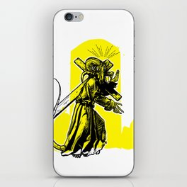 Martyred iPhone Skin