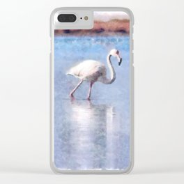 Grace Has More Effect Than Beauty Clear iPhone Case