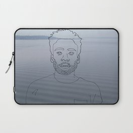 wavy childish gambino Laptop Sleeve