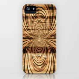 Spider Wood iPhone Case