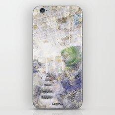 GREEN PIANOFORTE iPhone & iPod Skin