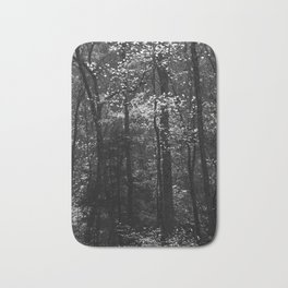 Great Smoky Mountains Forest Bath Mat