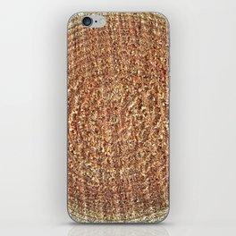 Oak Rings iPhone Skin