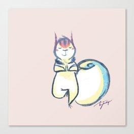 Nama(TUES)te Squirrel Canvas Print