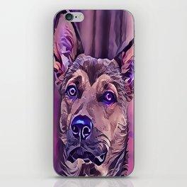 The Kunming Wolf Dog iPhone Skin