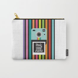 Fu*k your selfie Carry-All Pouch