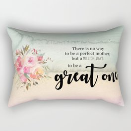 Great one | Mother's day gift Rectangular Pillow