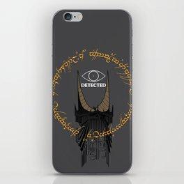 Eye See You iPhone Skin