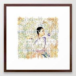 Jamilla Framed Art Print