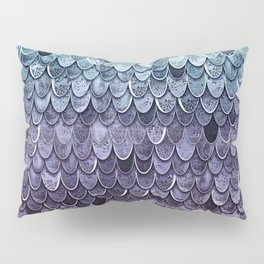 MAGIC MERMAID - MYSTIC TEAL-PURPLE Pillow Sham