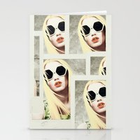 iggy Stationery Cards featuring Iggy by Mari Vasilescu