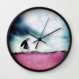 it could be raining Wall Clock