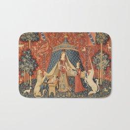 The Lady And The Unicorn Bath Mat